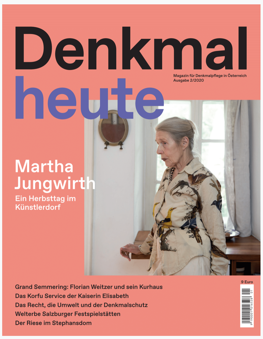 Cover Denkmalheute 2 2020
