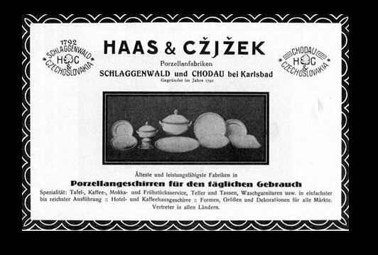 Haas_Czjzek_Werbung